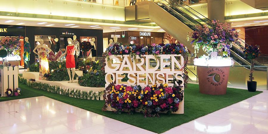 Scotts square garden of senses for Design agency singapore